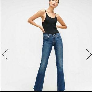 7FAM original bootcut Jeans in New York dark 31 a